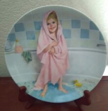Reco Tub Time Becky's Day John McClelland Edwin M. Knowles Plate