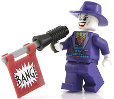 GENUINE Lego Marvel Super Heroes Wide Hat THE JOKER Minifigure Mini Figure 76013