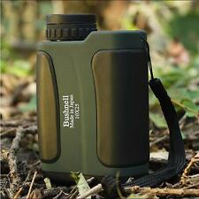 700m Laser Range Speed Finder Scope Distance 10x25 Rangefinder Hunting Golfing