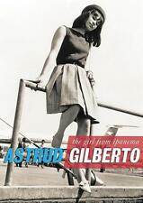 "ASTRUD GILBERTO POSTER ""THE GIRL FROM IPANEMA"""