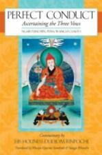 Perfect Conduct: Ascertaining the Three Vows, Dudjom Rinpoche, Books