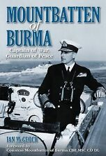 Mountbatten of Burma: Captain of War Guardian of Peace,ACCEPTABLE Book