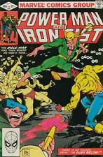 POWER MAN AND IRON FIST #85 NEAR MINT 1982 (1ST SERIES 1972)