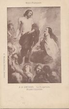 BF18616 le purgatoire musee d anvers rubens painting art front/back image