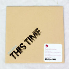 Starsailor - This Time - musica cd ep