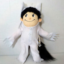 """Where The Wild things are Max plush doll with tags from Saks fifth Ave 15""""H"""