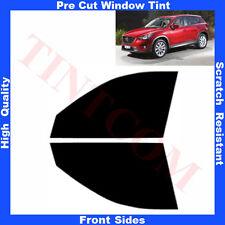 Pellicola Oscurante Vetri Auto Anteriori per Mazda CX5 5 Porte 2013-... da5%a70%