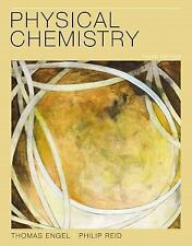 Physical Chemistry by Philip Reid and Thomas Engel 3rd Intl Softcover Ed Same BK