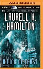 Meredith Gentry: A Lick of Frost 6 by Laurell K. Hamilton (2015, MP3 CD,...