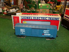 LIONEL TRAINS NO. 17891 ARTRAIN 20TH ANNIVERSARY BOX CAR - VERY NICE