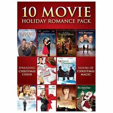 Holiday Romance 10 Movie Collection Pack (Christmas) ~ BRAND NEW 3-DISC DVD SET