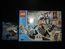 LEGO Castle Knights' Kingdom II The Grand Tournament 8779 + Catapult 5994 New