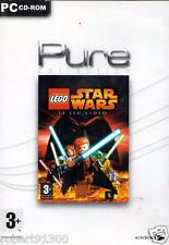 JEU PC CD ROM../....LEGO STAR WARS ; LE JEU VIDEO.....