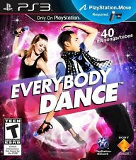 Everybody Dance - Playstation 3 Game