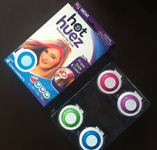 Hot 4pcs Hot Huez Hair Chalk Powder Christmas DIY Temporary Wash-Out Fashion