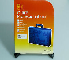 Microsoft Office 2010 Professional Pro 269-14964 Word Excel Outlook ++ genuine