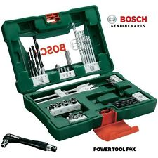 savers-choice Bosch Drill/Screwdriver Bit Accessory Set 2607017316 3165140751568