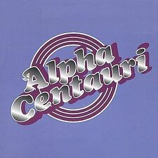 Alpha Centauri by Alpha Centauri (CD, Pacemaker Entertainment Ltd.)