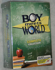 Boy Meets World: Complete Collection Seasons 1,2,3,4,5,6,7 DVD Box Set SEALED