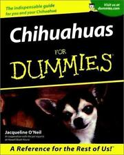 Chihuahuas For Dummies-ExLibrary
