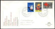 Netherlands 1978 Health Care FDC First Day Cover #C27626