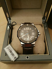 Rare Gc Guess Collection Swiss Made Automatic Mens Watch X93002G5S NEW