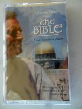 Charlton Heston Presents The Bible Music Soundtrack Album Cassette Tape NIP