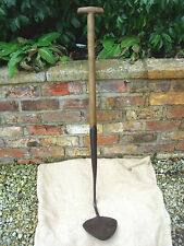 Old Vintage Skelton of Shefield Cast Steel No 2 Turf  Spade / Turf Iron