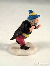 LEMAX Christmas Village Accessories-Man Dressed As Magician Figurine