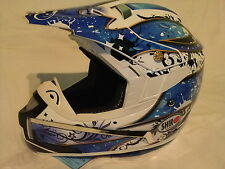 NUOVO CASCO glasfiber taglia S, Shiro sh-777 ENDURO, QUAD Cross, MX ATV