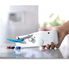 Hot!!! Portable Mini Home  Hand-held Stitch Clothes Sewing Machine