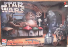 1995 STAR WARS Jabba's Throne Room Model Kit-MPC-FREE S&H (SWMO-8262)
