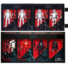 "Star Wars Black Series 6"" Imperial Forces Exclusive Figure 8 Pcs Set MISB"