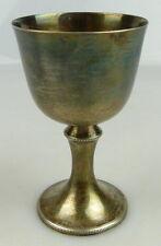 alter russischer Trinkbecher in 916 (Ag) Silber, norb805