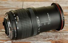 Nikon af 28 Sigma 200mm Apherical IF zoom fit D300 D600 D700 D800 D80 D90 D7000