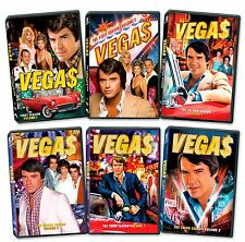 Vegas $: The Complete Series Classic ABC TV Show DVD Season Set Boxed Set NEW!