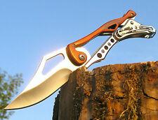 Cuchillo plegable jackknife Folding cuchillo de caza cuchillo couteau cuchillo coltello k001