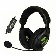 Turtle Beach Ear Force X12 Para Xbox 360 Gaming Headset Pc Xbox 360