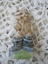 "Puss in Boots Little Figurine Made in England 1.5"" Vintage #2149"