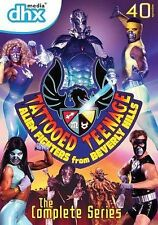 Tattooed Teenage Alien Fighters from Beverly Hills: The Complete Series (DVD,...