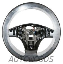 CHEVROLET MALIBU  2010 - 2012 LEATHER STEERING WHEEL - Titanium Gray