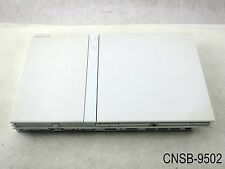 Japanese Playstation 2 Slim Console Only White Japan Import PS2 System 70000 B