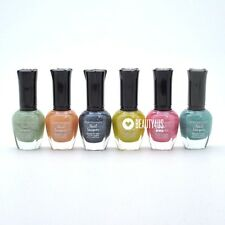 Kleancolor HOLO COLLECTION Nail Polish Lacquer - 6 Pieces Full Set