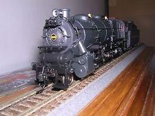 B.L.I. #4046  P.R.R.L-1s  Steam Loco #3648  Post War Vers.w/DCC,Sound & Smoke