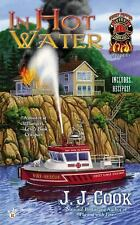 In Hot Water (A Sweet Pepper Fire Brigade)-ExLibrary