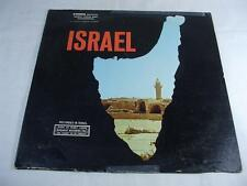 Music Of Many Lands - Israel - Request Records - Includes Insert - Free Shipping