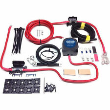 3MTR SPLIT CHARGE KIT HC CARGO 12V 140AMP VSR 110AMP READY MADE LEADS