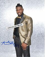 "ANTONIO BROWN ""PITTSBURGH STEELERS"" IN PERSON SIGNED 8X10 COLOR PHOTO 1 ""PROOF"""