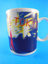 Starbucks Made in Japan Tokyo 2005 Artsy Series Mug Original MINT Tower