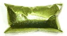 6oz / 177ml Bright Limetreuse Green Metal Flake .008 Auto Paint Additive LF016
